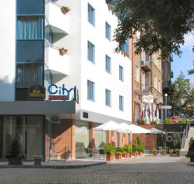 Best Western City Hotel Sofia