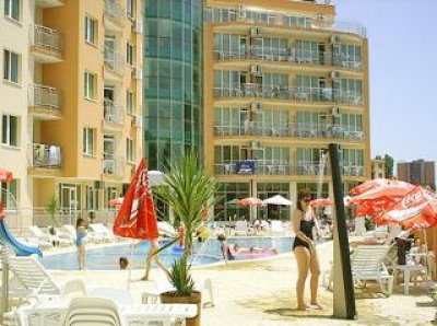 Black Sea Holiday Complex Sunny Beach