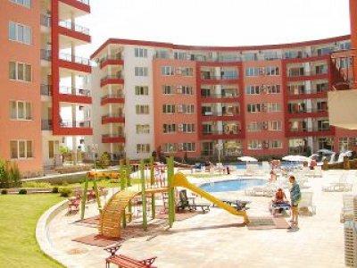 Privilege Fort Beach Holiday Complex Sunny Beach Bulgaria
