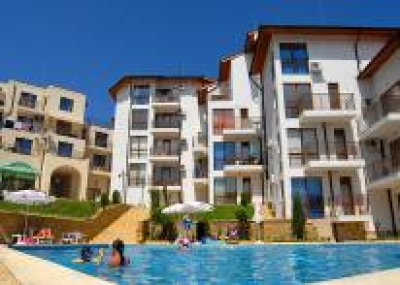 Compass Apartments St. Vlas