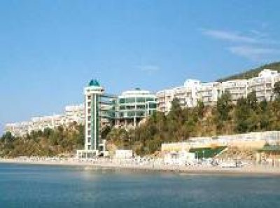 Paradise Beach Complex St Vlas Bulgaria