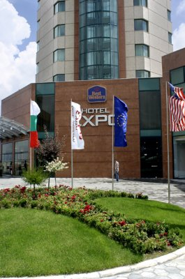 Best Western Expo Hotel Sofia