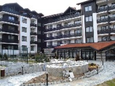 Sunrise Park and Spa Complex Bansko