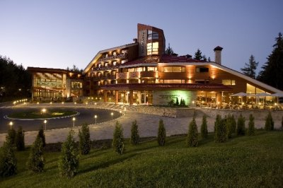 Yastrebets Hotel Wellness and Spa Borovets