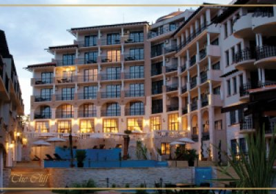 The Cliff Beach & Spa Resort All Inclusive Light Obzor