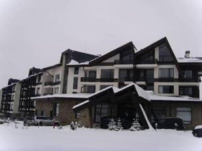 Aspen Golf Apartment Complex Bansko