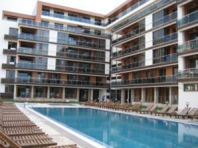 Pomorie Bay Apartments and Spa Pomorie
