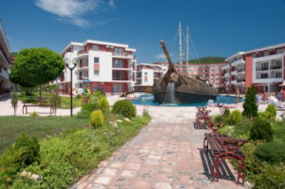 Privilege Fort Apartments St. Vlas