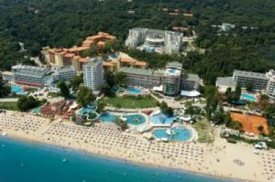 Parkhotel Golden Beach - All inclusive Golden Sands