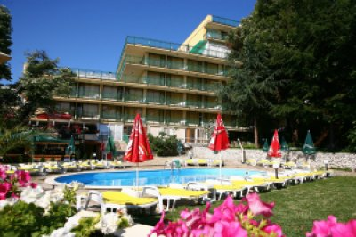 Gradina Hotel Golden Sands