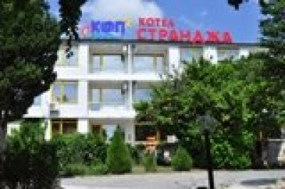 Strandzha Hotel Golden Sands
