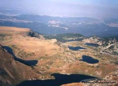 The Seven Rila Lakes - Pictures Of Bulgaria