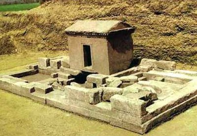 Thracian Tomb of Ostrusha