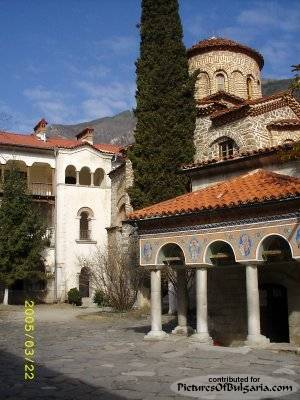 Bachkovo Monastery - Pictures Of Bulgaria