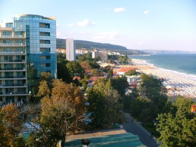 Golden Sands - Pictures Of Bulgaria