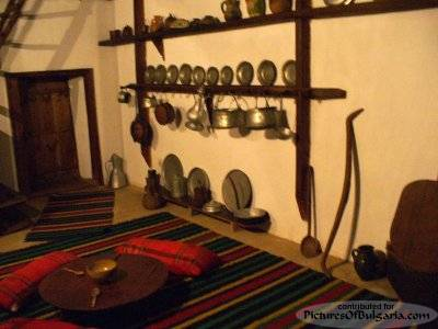 House Museum of Georgi Benkovski - the Kitchen - Koprivshtitsa