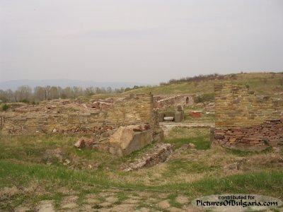 Kabile Archaeology Reserve - Pictures Of Bulgaria