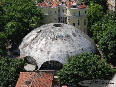 the dome - Varna