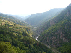 Bulgaria Wallpaper - Kanina River Gorge