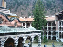 Bulgaria Wallpaper - Rila Monastery